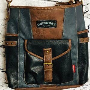 Union Bay Crossbody Bag. Registered 1981 US